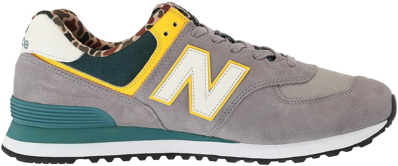 New Balance Herren 574v2 Sneaker Grau