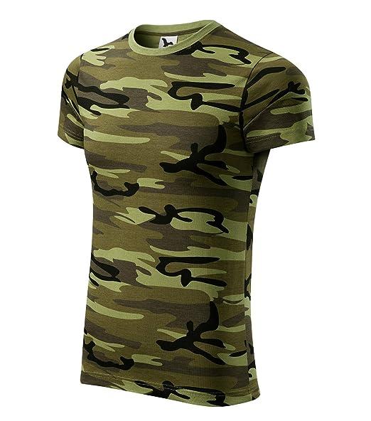 newest collection 9c3a8 552c5 T-Shirt Militär Camouflage für Herren Shirt - Größe und Farbe wählbar -