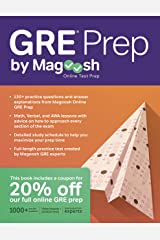 GRE Prep by Magoosh Kindle Edition