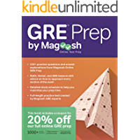 GRE Prep by Magoosh (English Edition)