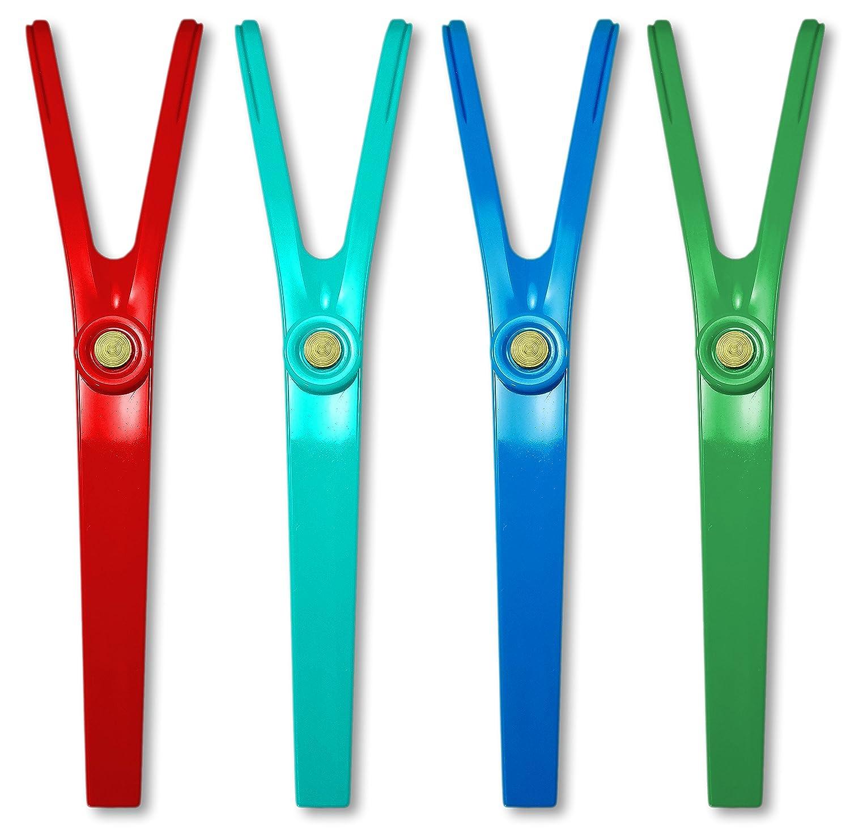 Flossaid FHR Dental Floss Holder, 4 pack