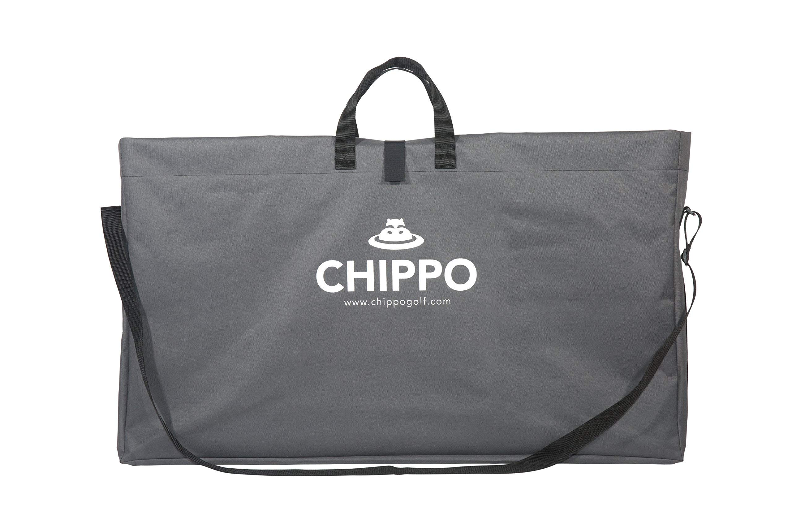 Chippo The Travel Satchel - The Custom Carry Bag for Your Golf Set, Golf Clubs and Extra Balls by Chippo