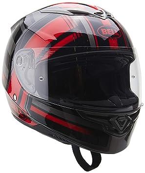 Bell Cascos RS2, Tactical Rojo/Negro/Titanio, XS
