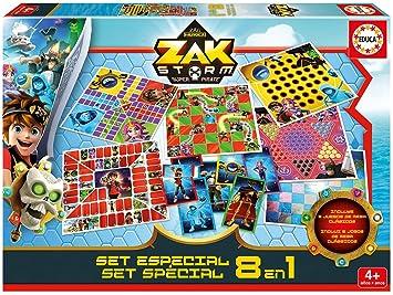 Especial17719 Zak Storm Borrás Educa Set uPkiXOZT