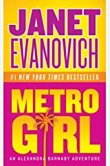 Metro Girl (Alexandra Barnaby Book 1) Kindle Edition