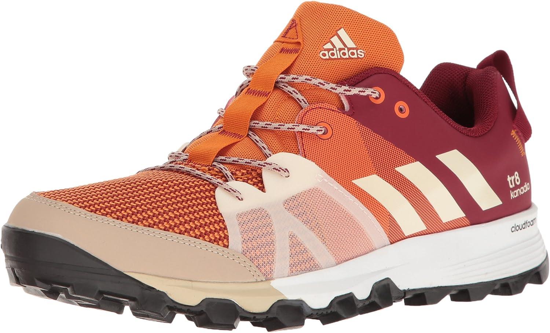 Método empujoncito metal  Amazon.com | adidas Outdoor Men's Kanadia 8 TR Trail Running Shoe | Trail  Running