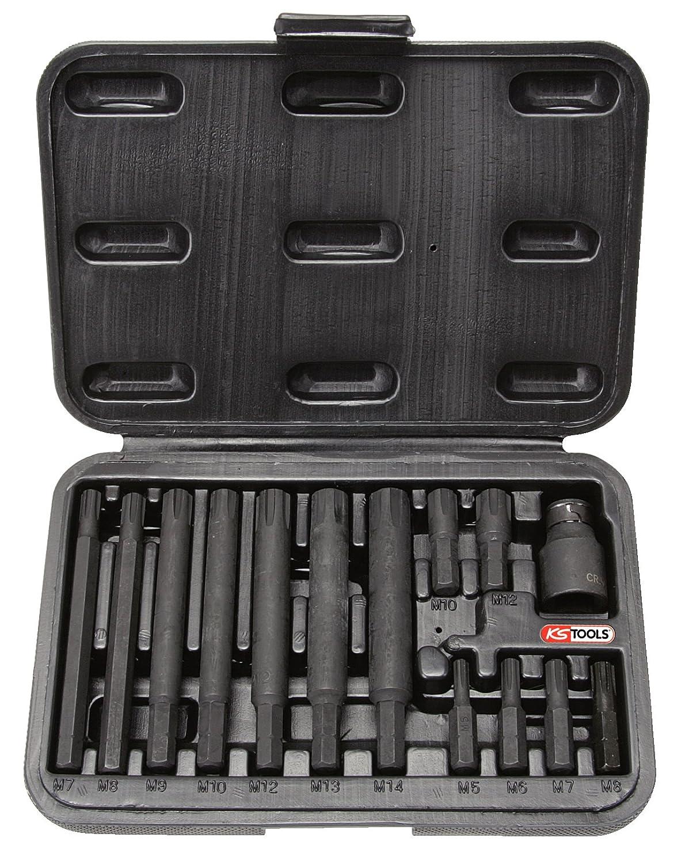 Poco CL/ÁSICO establece RIBE 14pcs 5//16 KS Tools 911.4306