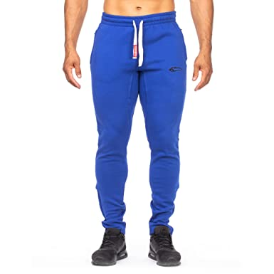 SMILODOX Slim Fit Herren Jogginghose 'Knight' | Trainingshose für Sport  Fitness Gym Training |