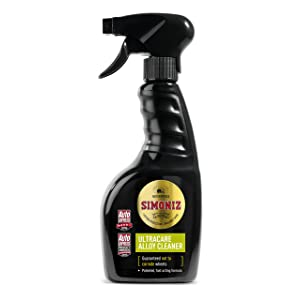 Simoniz SAPP0072A Ultra Care Alloy Wheel Cleaner, 500 ml