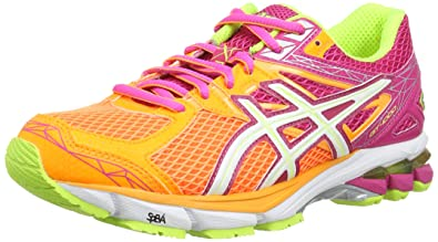 Asics GT-1000 3, Women\u0027s Training Running Shoes, Orange (Soft Orange/