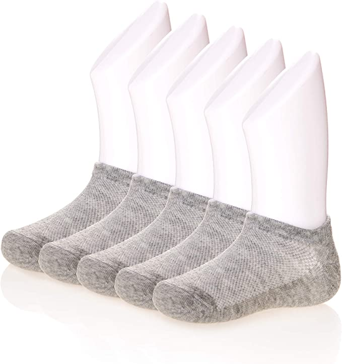 5 Pairs Kid Boy/'s//Girl/'s  Cotton Socks Warm Soft Solid Casual Sports
