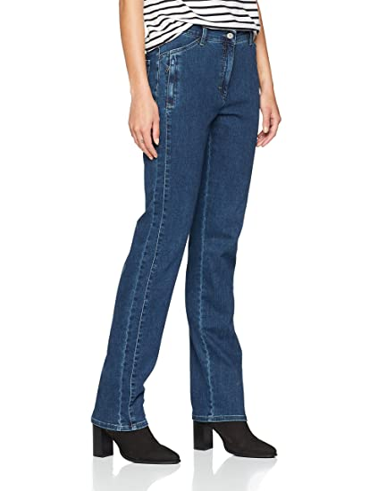 Brax Damen Jeans hellblau Größe 44