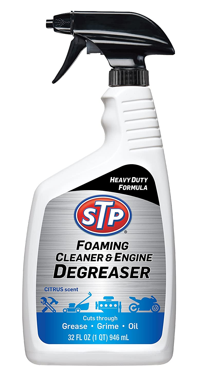 STP Foamingクリーナー& Engine Degreaser ( 32 fl oz ) B079TMXSWR