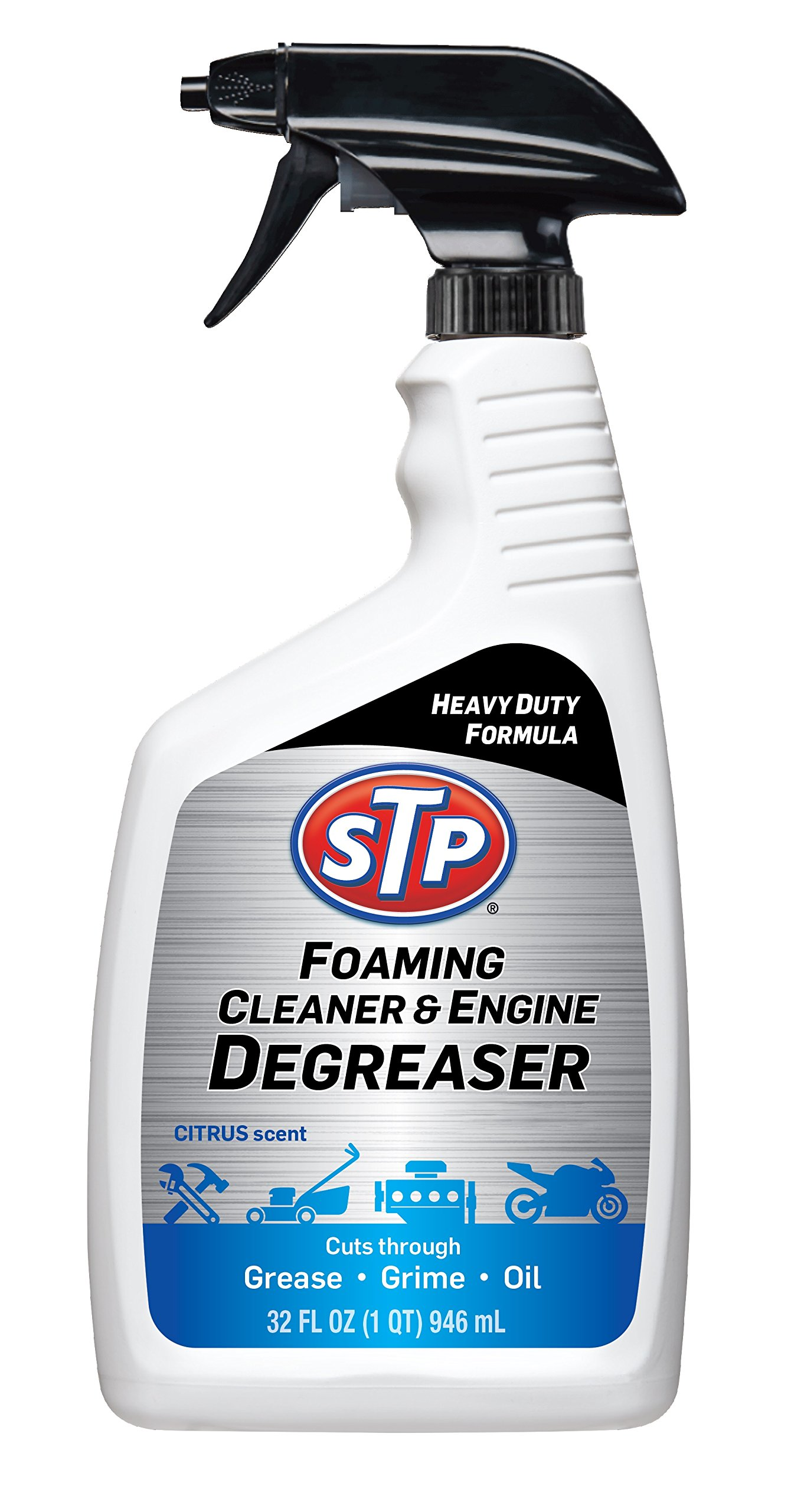 STP Foaming Cleaner & Engine Degreaser (32 fl. oz.)