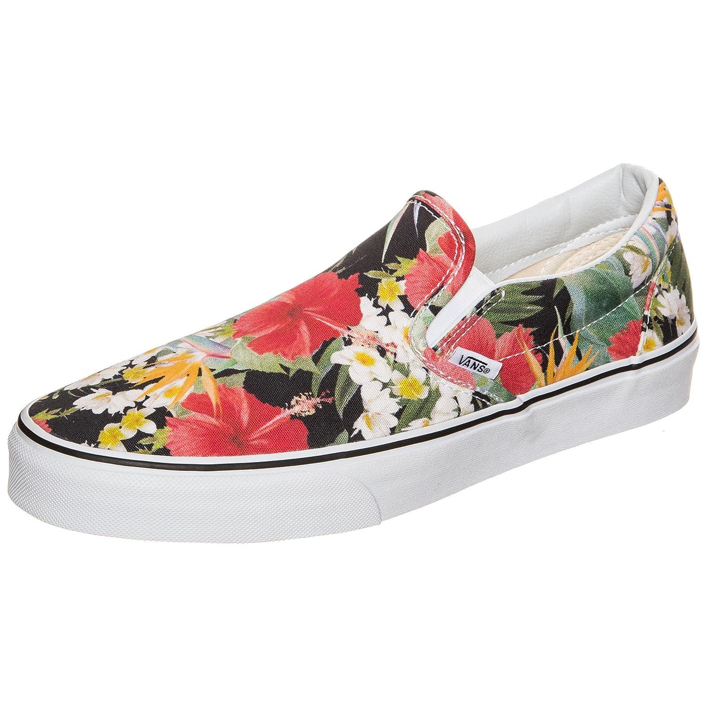 Vans Classic Slip On Digi Aloha Sneaker: : Sport