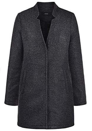 Veröffentlichungsdatum 60% Rabatt Top Marken VERO MODA Mania Damen Winter Jacke Wollmantel Winterjacke Mantel Mit  Reverskragen