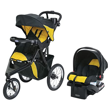 Graco Trax Click Connect Jogger Travel System