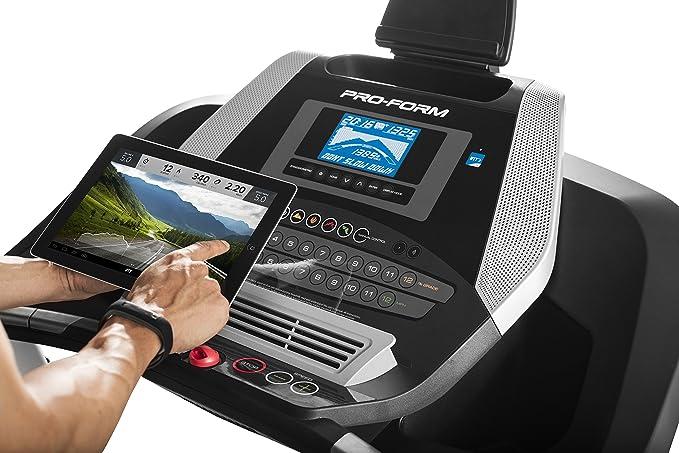 ProForm Cinta de Correr Plegable 705 CST - Velocidad 20km - Motor ...