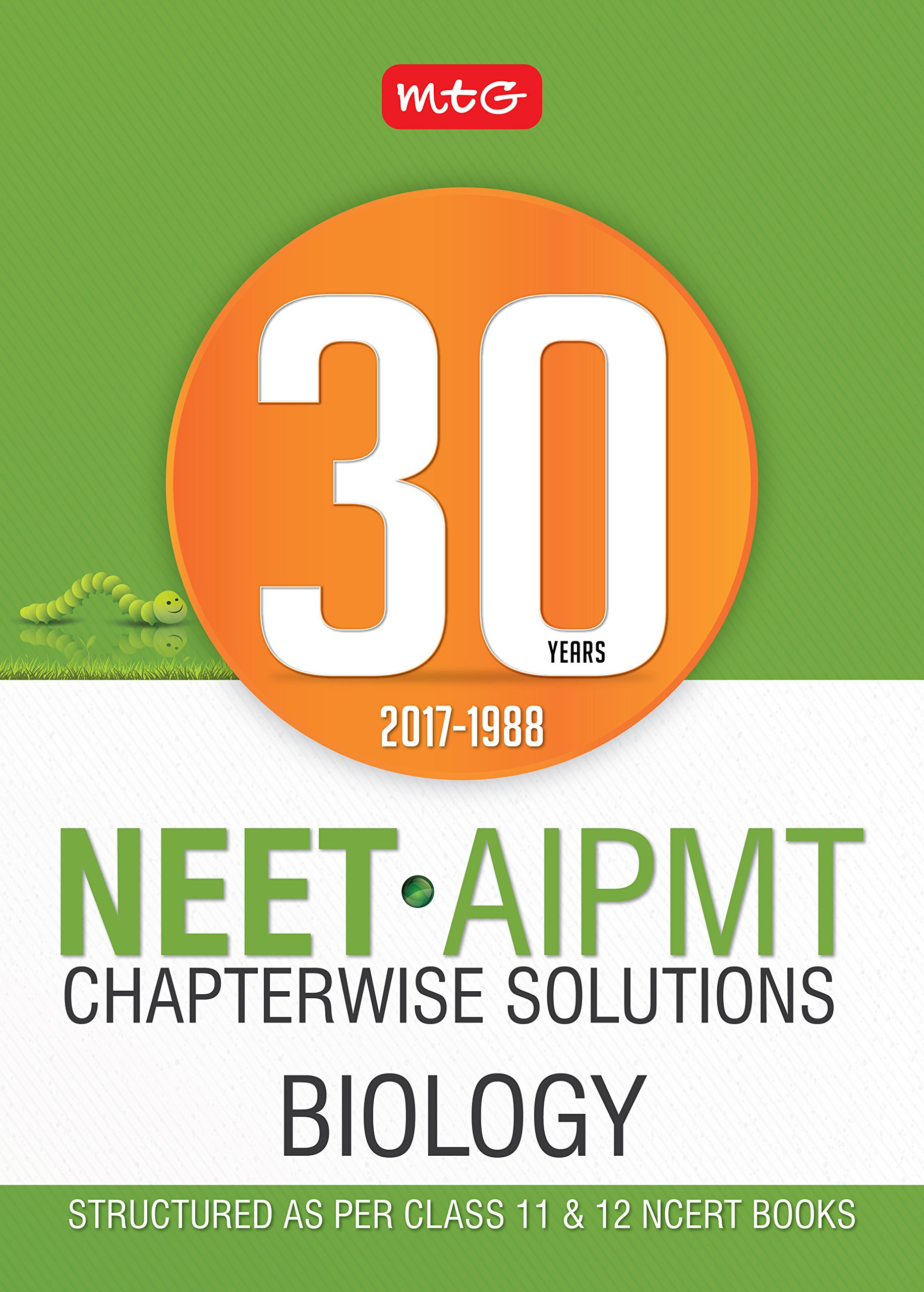 Download 30 Years NEET-AIPMT Chapterwise Solutions - Biology PDF