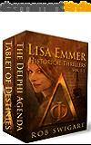 Lisa Emmer Historical Thrillers Vol. 1-2 (Lisa Emmer Historical Thriller Series) (English Edition)
