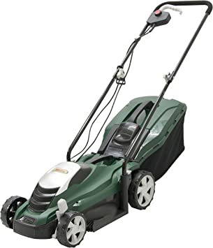 Webb WEER33 ER33 Electric Lawnmower-Budget - Friendly Companion