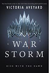War Storm (Red Queen) Kindle Edition