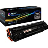 Arthur Imaging Compatible Toner Cartridge Replacement for Hewlett Packard CF283A (HP 83A) (Black, 1-Pack)