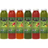 5 Day Organic Juice Cleanse by GoodStuff Juices - Summer Slim Kit - Detox Your Body, Lose Fat, and Feel Great - Cold…