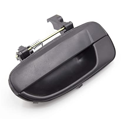 Aftermarket Auto Parts Fits 00 06 Hyundai Accent Rear Outside Outer Exterior Door Handle Left Driver Amazon In Car Motorbike