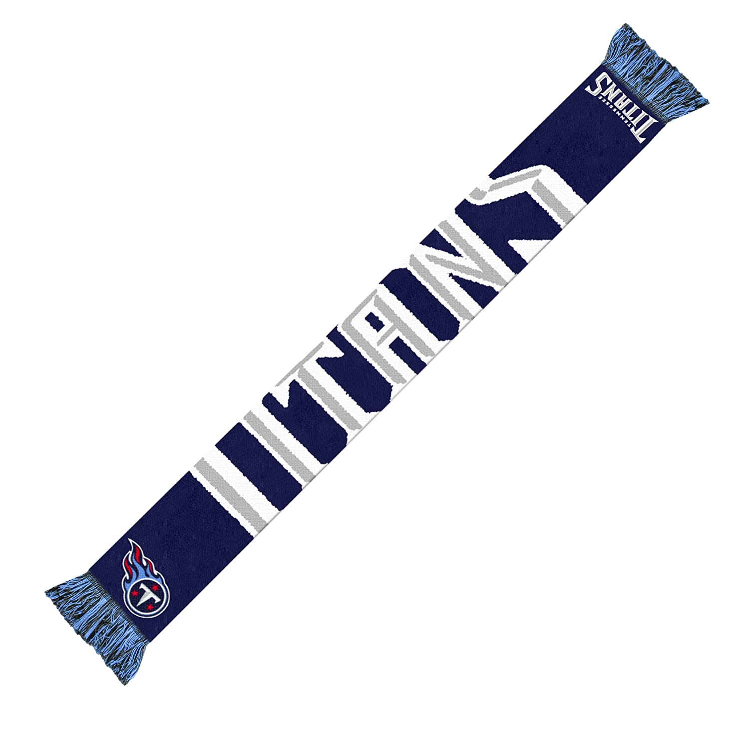 NFL Schal Scarf TENNESSEE TITANS Wordmark Fanschal Forever Collectibles