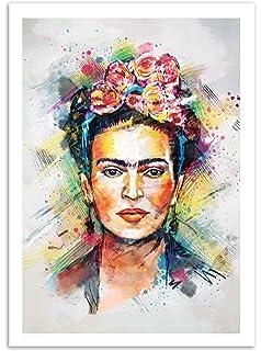 Tecnolygy Tapices para Frida Kahlo, Mandala Tapiz Manta de ...