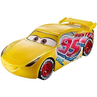 Disney Pixar Cars Talking Rust-eze Cruz Ramirez Vehicle: Toys & Games