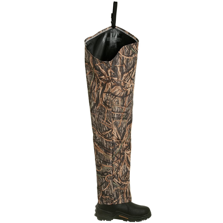 Amazon.com | The Original MuckBoots Adult Woody Marsh Hipper Boot ...