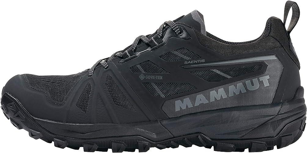 Mammut Saentis Low GTX, Zapatillas para Carreras de montaña para Mujer: Amazon.es: Zapatos y complementos