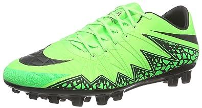NikeHypervenom Phinish AG-R - Zapatillas de Fútbol Hombre, Color Gris, Talla 42
