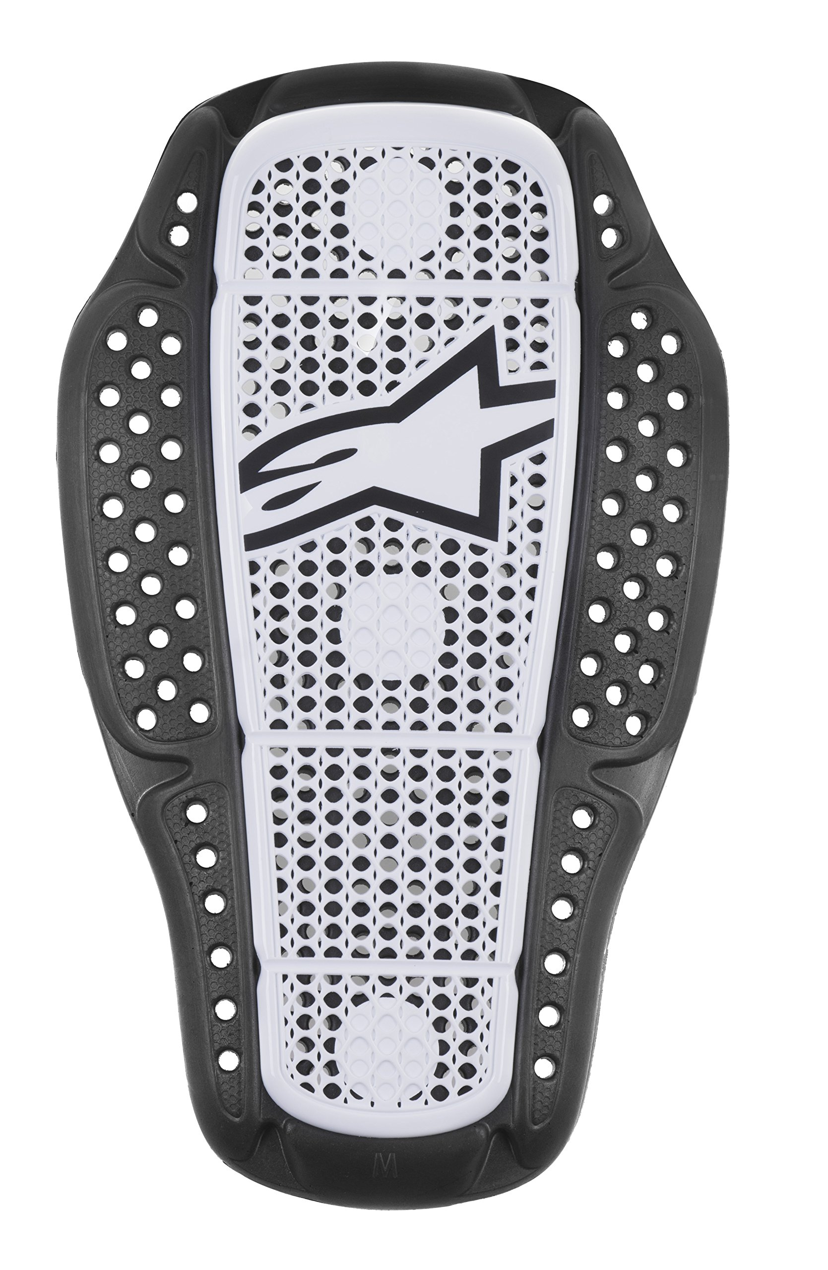 Alpinestars Nucleon KR-1i Men's Back Protector Street Motorcyle Body Armor, Black, Small