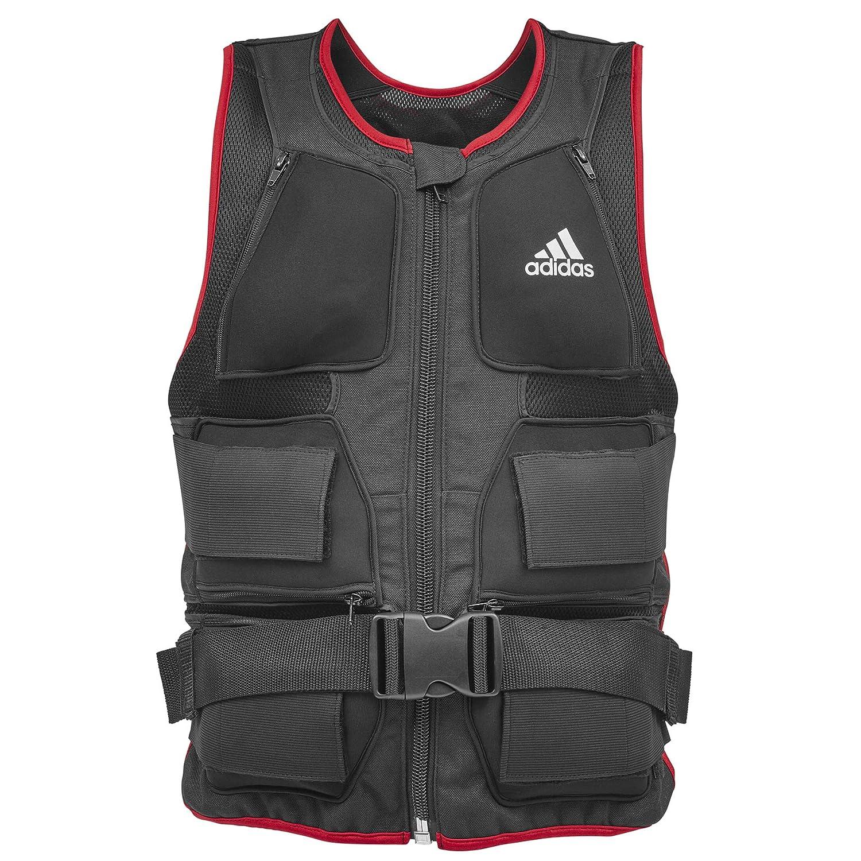 Vest Blackred Blackred Weighted Vest Weighted Adidas Adidas 0OwX8PNnk