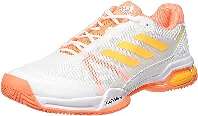 adidas Barricade Club, Chaussures de Tennis Homme, Blanc