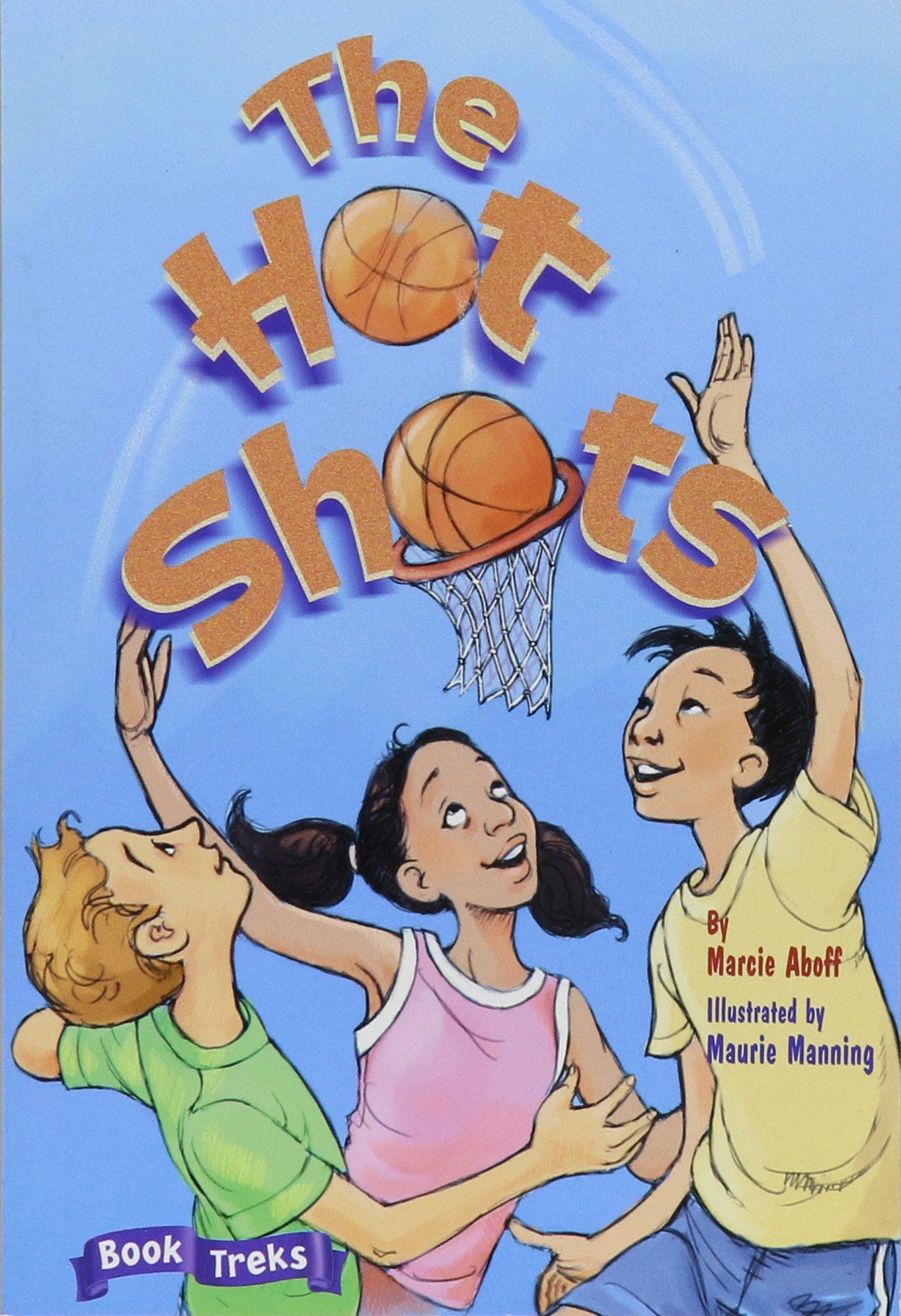 Download BOOK TREKS LEVEL SIX THE HOT SHOTS SINGLE 2004C (Book Treks 6) pdf epub