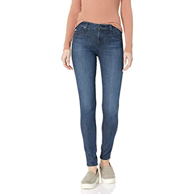 AG Adriano Goldschmied Women's Farrah High-Rise Skinny Fit Jean: Clothing