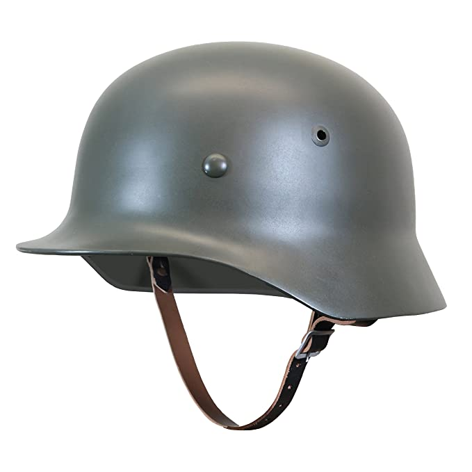 casco Reproducción WW2Ejército alemán M35 deacero