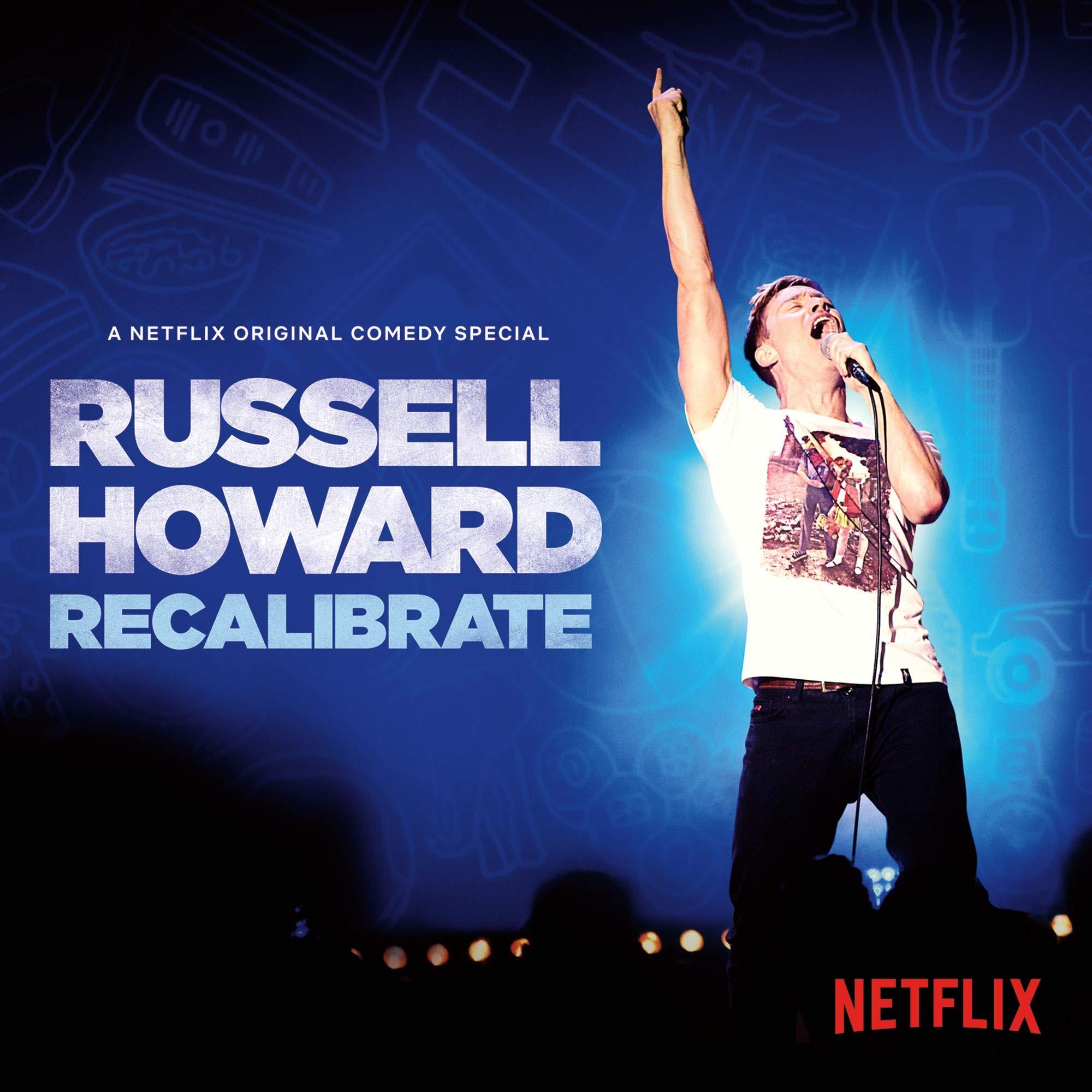 Vinilo : Russell Howard - Recalibrate (LP Vinyl)