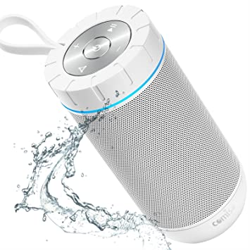 Review COMISO Bluetooth Speaker Portable