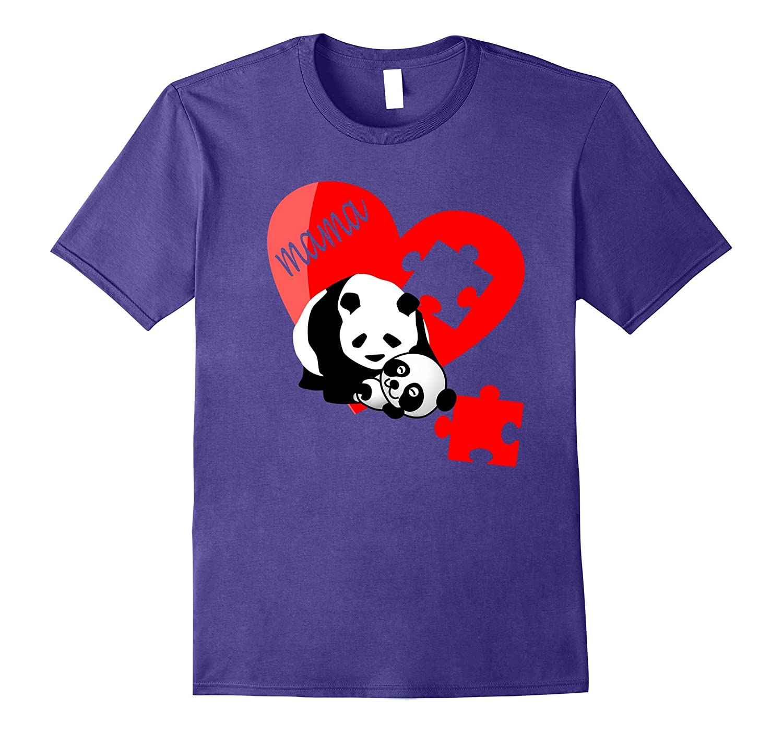 Mama Panda Shirt-PL