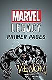 Venom - Marvel Legacy Primer Pages (Venom (2016-2018))