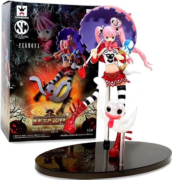 Banpresto 48557 SCultures One Piece Figure Colosseum Volume II Perona/Perhona 7