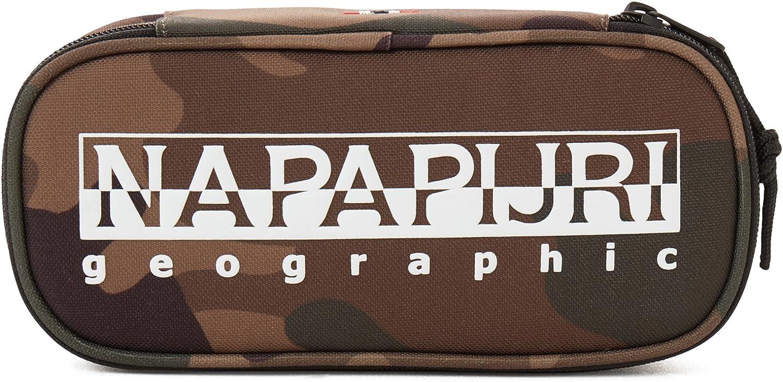 Napapijri HAPPY PEN ORGANIZER Estuches, 22 cm, Multicolor (Fantasy): Amazon.es: Equipaje