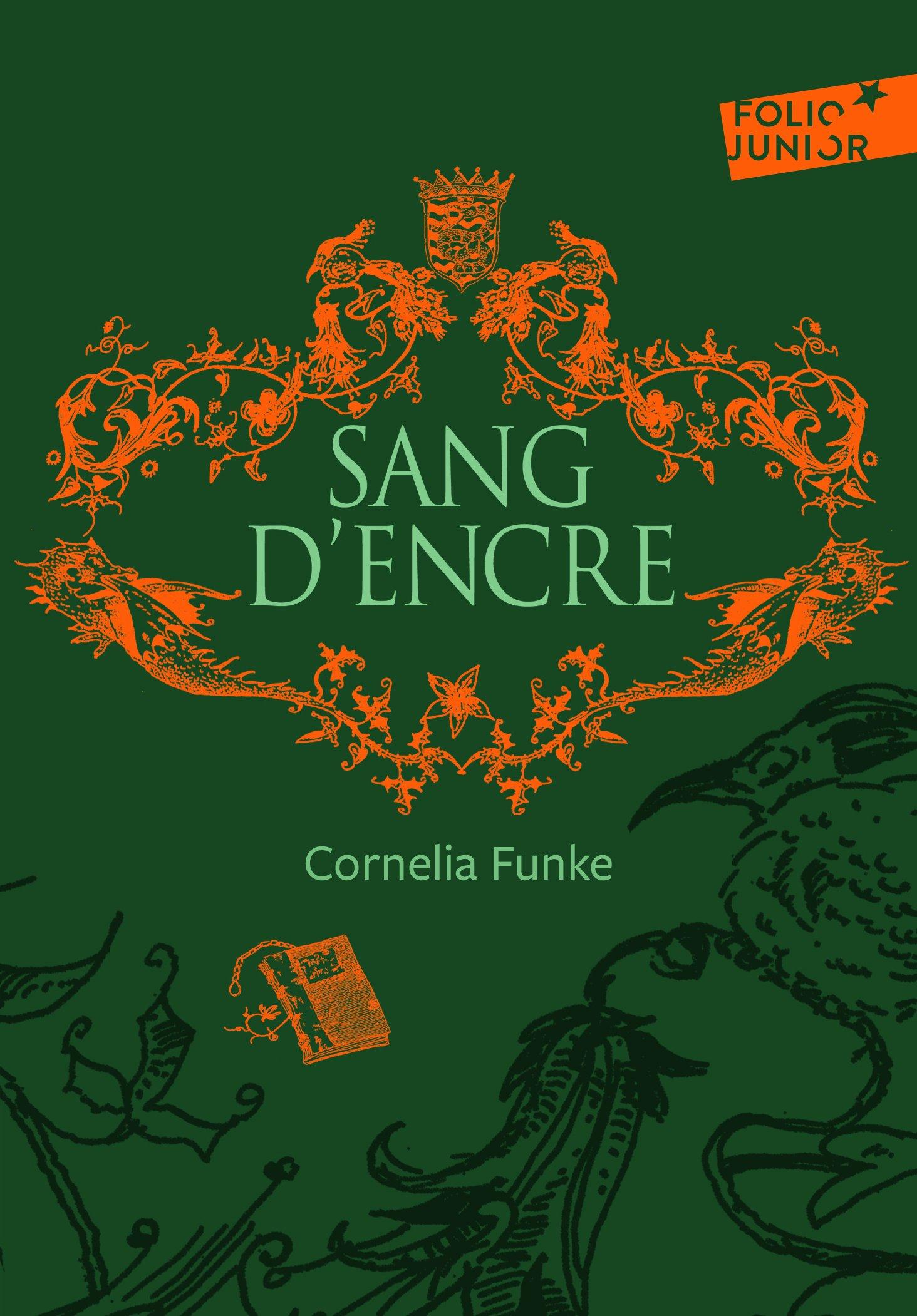 Sang D Encre (Folio Junior)