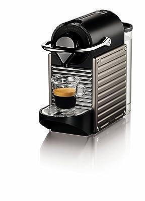Nespresso Pixie Espresso Maker Electric Titan Review