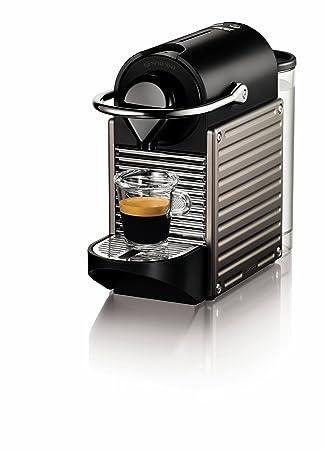 Nespresso Pixie Espresso Maker, Electric Titan Discontinued Model